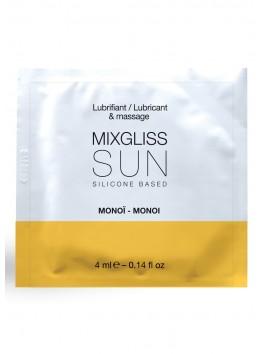 Fournisseur Lubrifiant silicone au monoï en dosette de 4ml usage unique