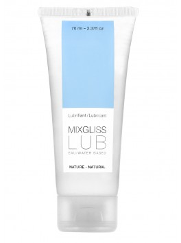 Grossiste lubrifiant Mixgliss nature 70ml