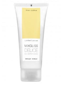 Mixgliss Eau- Delice Vanille 70ML