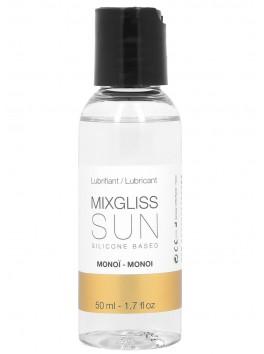 fournisseur mixgliss lubrifiant silicone monoi 50ml