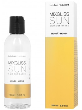 Mixgliss Sun - Monoi Silicone100ML