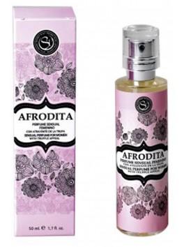 Parfum pour femme d'attirance sexuelle aux phéromones