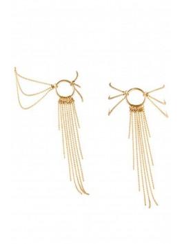 Fournisseur bijoux indiscrets Chaine dorée de pieds et chevilles