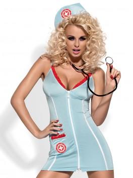 Doctor dress + stéthoscope
