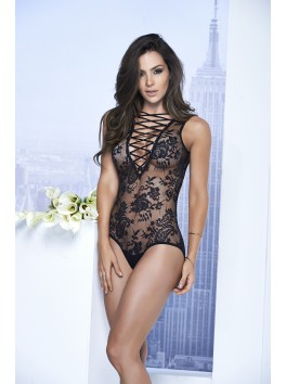 Black Lace Teddy Style 7107