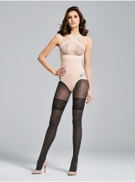 Morning Collants 40 DEN - Noir