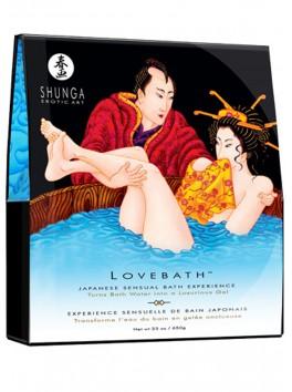 Grossiste Shunga Sels de bain japonais océan tentations pour transformer le bain en gelée de perles