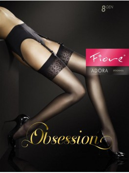 Adora Stockings 8 DEN - Black