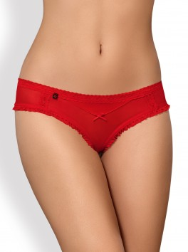 827-PAN-3 culotte rouge