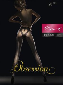 Corazon Tights - Black