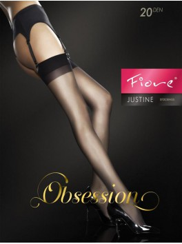 Justine Stockings - Black