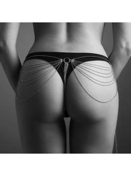 Magnifique - Chaine hanches et taille argent - Bijoux Indiscrets