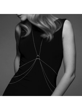 MAGNIFIQUE - 8 Body Chain Silver - Bijoux Indiscrets