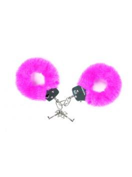 Attach me - Pink handcuffs