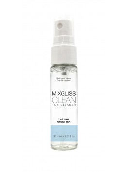 Mixgliss Sextoys cleaner 30 ml - Green tea