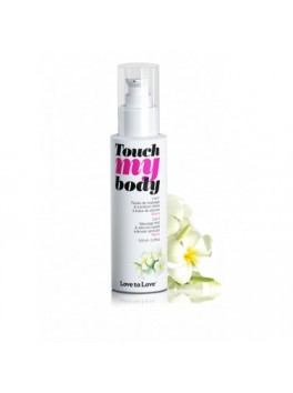 Touch My Body Monoi 100ML