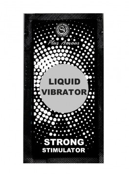 Liquid vibrator strong monodose 2ml 3622 by secret paly and tendance sensuelle