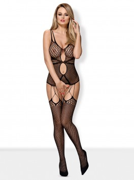 Bodystocking N117 black