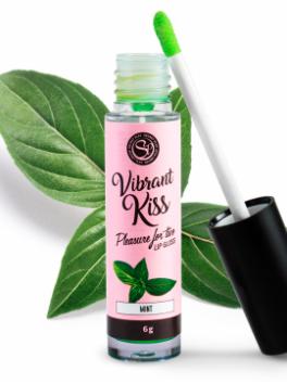 Lip Gloss Vibrant Mint 3654