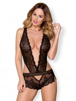 853-TED-1 body attrayant noir