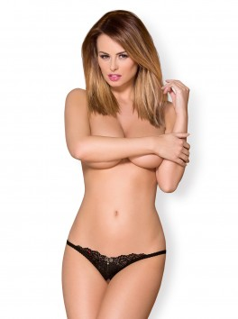 855-THO-1 Thong black