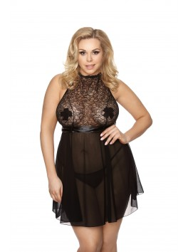 Iona teddy glamourous & lace