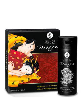 Creme de virilité du dragon Shunga