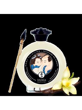 Peinture de corps embrassable - Chocolat blanc & Vanille