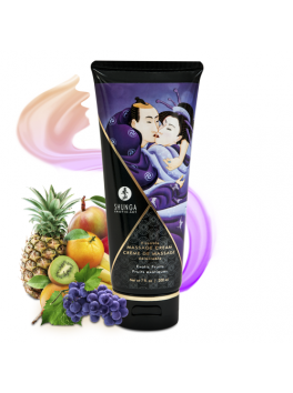 Creme de Massage delectable - Fruits exotiques