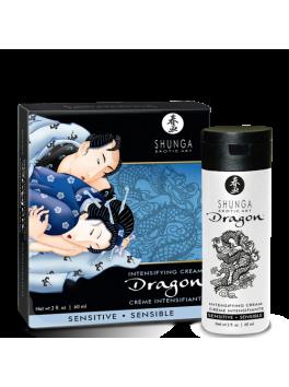 SHUNGA Dragon SENSITIVE - Intensifying cream for couple
