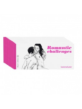 Chequier Romantic challenges par Apollonia Saintclair