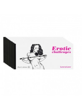 Chequier Erotic challenges par Apollonia Saintclair
