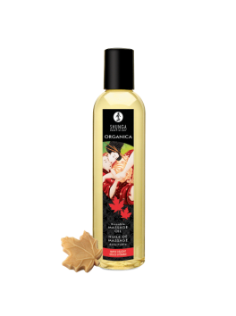 Organic Massage oil - Maple delight