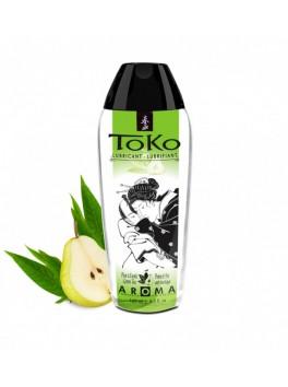 Toko Aroma Poire & Thé vert exotique - Lubrifiant 165ml