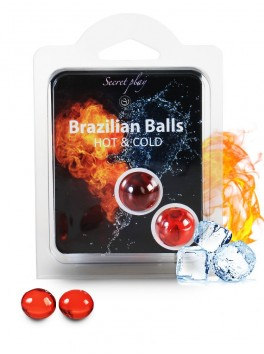 "Brazilian balls Set ""frio calor"" 3629"