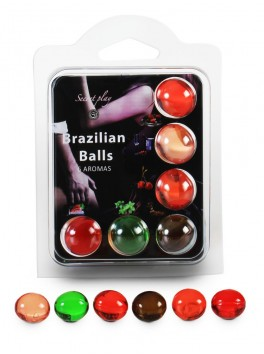 Brazilian balls Aroma 3386 Secret paly