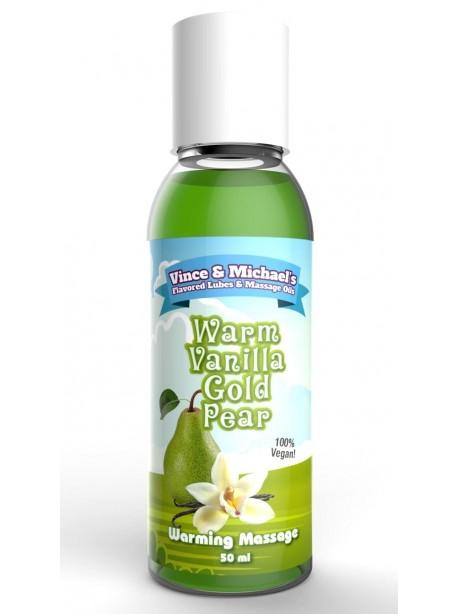 Huile Chauffante V&M Saveur Poire Vanille - 50 ml