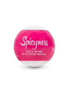 Bath bomb with pheromones Spicy
