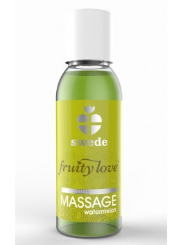 Grossiste swede Huile de massage Pasteque 50ml