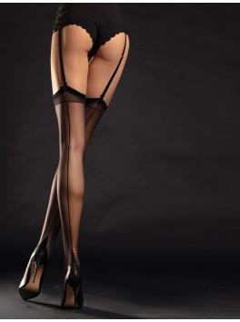 Femme Fatale Stockings 20 den - Black