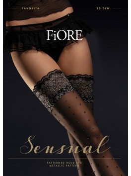 Hypnose Stockings 20 den - Black