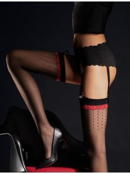 Favorita Stockings 20 den - Black