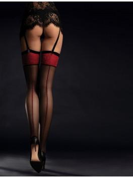 Scarlet Stockings 20 den - Black