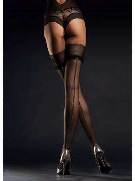 Allure Stockings 20 DEN -Black