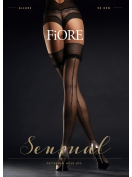 Allure Stockings 20 DEN -Black