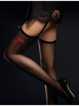 Piccante Stockings 20 den - Black