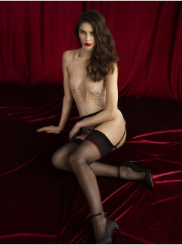 Amante Stockings 20 DEN - Black - Premium quality