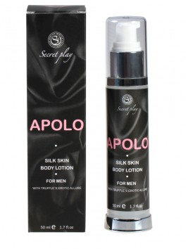 Lotion corporelle soie Apolo 50ml 3667