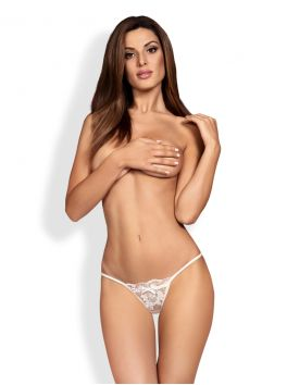 880-THO-2 Thong - white