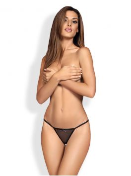 882-THO-1 Thong - Black